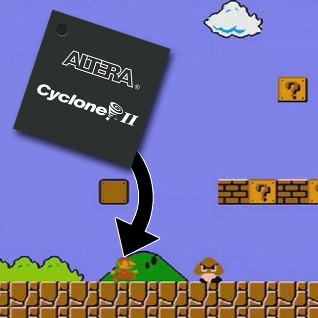 Nintendo Ninja | An FPGA-Based Mario Bros  A I